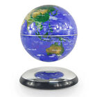 "Novel Decor Levitation Technology 6"" Magnetic Rotating Globe Floating Levitating"