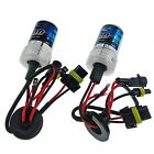 2 Xenon HID Headlight Bulbs replacement H1 H3 H4 H7 H10/9005 9006 880/881 9...