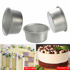 2/4/6/8''Aluminum Alloy Non-stick Round Cake Baking Mould Pan Bakeware Tool MSYG