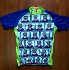Brand New ICO Pain Stages Cycling jersey, Nairo Quintana Canyon catlike