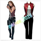 Resident Evil Claire Redfield cosplay costume custom any size
