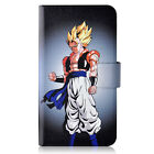 Cartoon Dragon Ball PU Leather Flip Case Cover For HTC #10