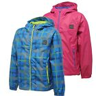 Dare 2b Jubilant Boys Girls Kids Hooded Waterproof Breathable Packable Jacket