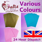 7X5 - Envelopes for Greeting Cards 133x184mm 5x7' | 100gsm Quality | ALL COLOURS