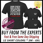 Some People Have To Wait Their Entire Life Meet Favorite Soccer Player T Shirt