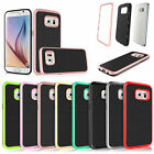 Hybrid Shockproof Soft TPU Rubber Gel Cover Case Skin for Samsung Galaxy S7