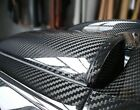 Car Auto Truck Trailer Pickup 3D 5D Carbon Fiber Vinyl Wrap Sheet Sticker Decal