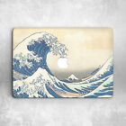 Great Wave Kanagawa Painting Hard Cover Case For Macbook Pro 12 13 15 Air 11 13