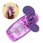 Fashion Mini Portable Handheld Cooling Pocket Fan Small Battery Travel Cooler