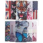 "Stylish Wallet Printing Folio Leather Case Stand For 5"" Lenovo A2020 Cellphone"
