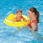 Inflatable Baby Toddler Pool Seat Swim Ring | Bestway Infant Swim Safe 0-2 Years