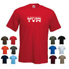 'My Other Car is a TVR' Men's Funny Car Gift Birthday T-shirt