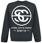 Bring Me The Horizon - Steel City's Finest (SC) - Official Mens Sweatshirt