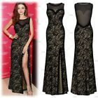 Women's Long Sexy Evening Party Ball Prom Gown Formal Bridesmaid Cocktail Dress