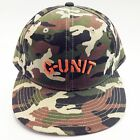 G UNIT MEN'S BASEBALL CAP, THE PARA TROOP HAT, EKU62190 CAMO