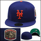 New Era 59fifty New York Mets Fitted Hat Cap 1969 World Series Side Patch MLB on Ebay