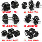t420 weight - Set Dumbbells Weight Cap Gym Exercise Workout Barbell 40 50 52.5 60 105 200 lbs