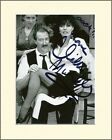 VICKI MICHELLE ALLO ALLO YVETTE ORIG HAND SIGNED AUTOGRAPH PHOTO 10X8 MOUNTED