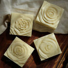 Rose Shaped Silicone Soap Molds Soap Making Molds Craft Art Resin Mould