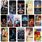 Movie Film Posters Printed Phone Flip Case Cover For Sony Xperia - T40