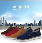 Men's England Canvas Sneakers Sport  Running shoes 7 cm Increasing Height