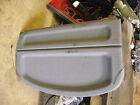 Mazda 6 5 door hatchback 2004 parcel shelf light grey Inc VAT