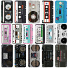 Tapes Retro Printed Phone Flip Case Cover For Sony Xperia - T10