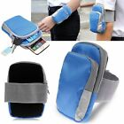 Fitness Gym Cycling Sports Running Wrist Pouch Mobile Phone Arm Band Bag Wallet