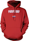Paraguay Asunción South America Flag Country Heritage  Hoodie Pullover