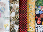 TABLE NAPKIN QUALITY FABRIC DINING NAPKINS U CHOOSE DESIGN WASHABLE SERVIETTES
