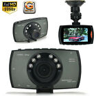 1080 HD 2.4'' Car Auto Camera Dash Cam Vidoe Recorder Night Vision G-Sensor DVR