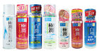 ROHTO Hadalabo Gokujyun Super Hyalrunoic Acid Lotion Moist & Shirojyun Lotion
