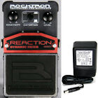 Rocktron Reaction Dynamic Filter Pedal w- 9v power supply free shipping!