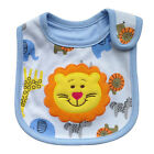 Baby Boys Girls Newborn Bibs Waterproof Saliva Towel Burp Cloths Feeding Bandana