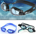 Silicone Waterproof Anti-fog UV Protection Adult Swimming Glasses Goggles