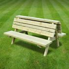 Leighfield Junior Wooden Garden Seat / Bench