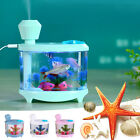Creative Aroma Air Diffuser Aromatherapy Machine USB Fish Tank Shape Humidifier
