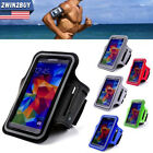 For Samsung Galaxy S8 S7/Edge Sport GYM Armband Case Arm band Pouch Phone Holder