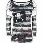 Full Volume by EMP  Manica lunga donna - Anarchy Cut-Out Longsleeve