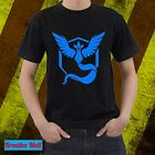 Pokemon Go Team Mystic Tshirts Tee Shirt FREE SHIPPING