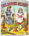 Childhood's Delight - CANVAS OR PRINT WALL ART