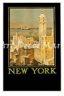 Singer Building - CANVAS OR PRINT WALL ART