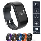 R1 Sport Fitness Tracker Bluetooth Smart Heart Rate Monitor Bracelet Wristband