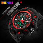 Hot! SKMEI Sports Quartz Wrist Men Mens Analog Digital Waterproof Military Watch
