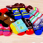 Pet Dog Socks 4 Pieces With Anti Slip Rubber Bottoms For Indoors Soft Cotton UK