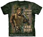 Funny The Right to Arm Bears Adults T-Shirt - USA S, M, L, XL & XXL NEW