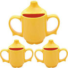 Dignity Adult Yellow Drinking Cup - Triple Pack