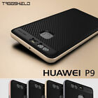 Huawei P9 Case cover ,Taggshield Dual Bumper Slim Fit Skin Silicone Case