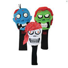 Winning Edge  Zombie Novelty Headcovers in Blue / Green / Orange + Free Delivery