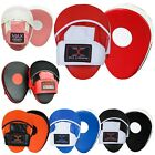 Focus Pads,Hook & Jab Mitts,MMA Training Boxing Kick Gloves Punching Sparring